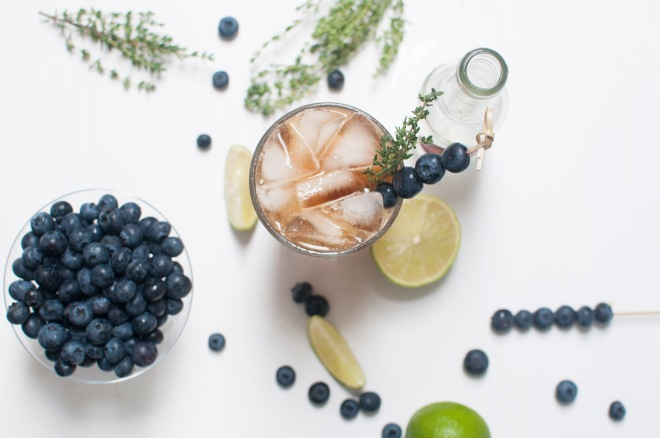 Morphed Bambi - Ginger Beer with Ramazzotti and Lime Juice